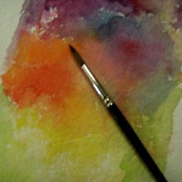 Tècniques humides (aquarel·la, oli, ...)