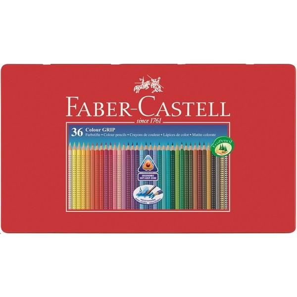 LLAPIS DE COLOR FABER CASTELL JUMBO GRIP (36)