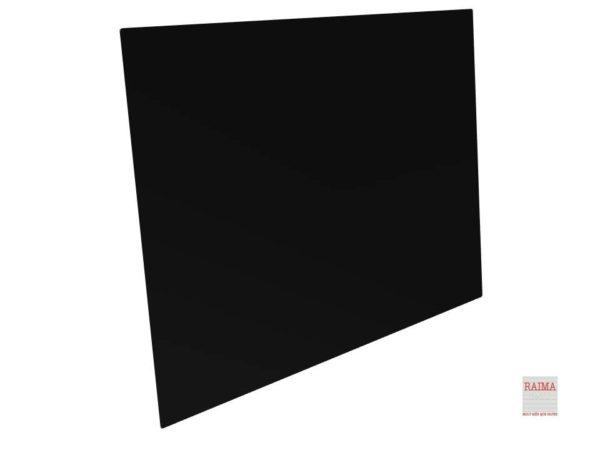 PLAKENE 75 X 105 CM 0,8 MM NEGRE