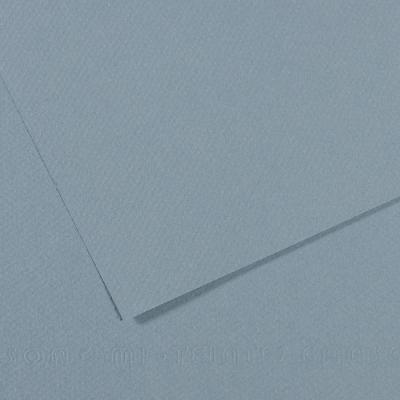 PAPER CANSON 50 X 65 CM 160G 490 BLAU CLAR