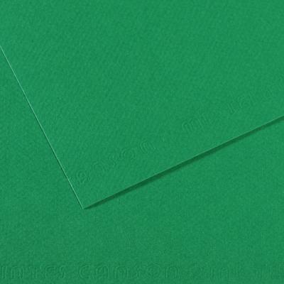 PAPER CANSON 50 X 65 CM 160G 575 VERD BILLARD
