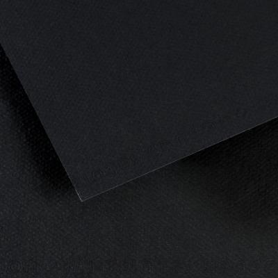 PAPER CANSON 50 X 65 CM 160G 425 NEGRE