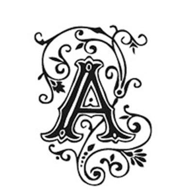 SEGELL GOMA ALADINE ALFABET ARABESC A