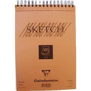 BLOC DIBUIX CLARIEFONTAINE A4