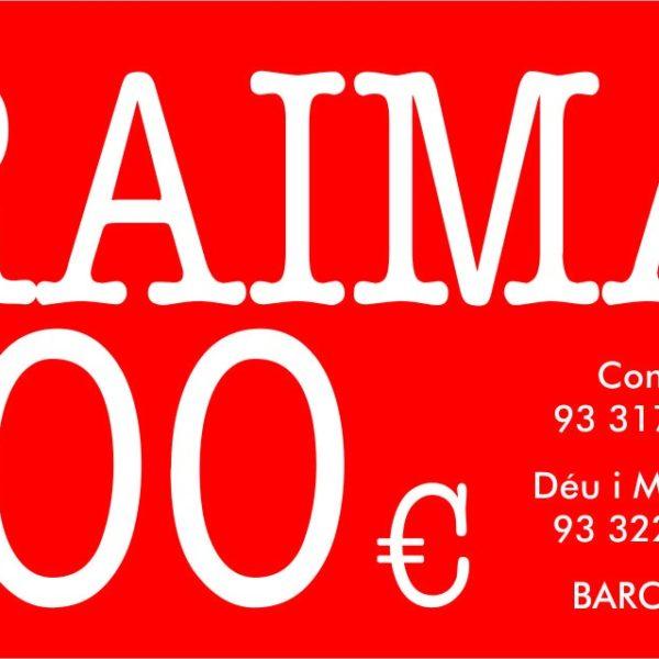 TARGETA REGAL RAIMA 100
