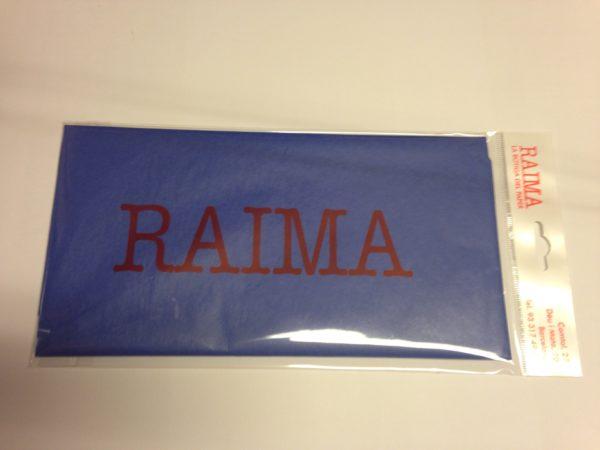 PAPER SEDA RAIMA 75 X 50 BLAU MARI 5UNITATS