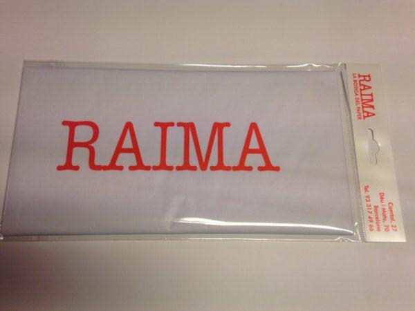 PAPER SEDA RAIMA 75 X 50 BLANC 5UNITATS