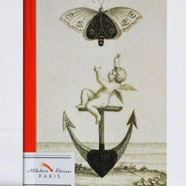 LLIBRETA ALIBABETTE EDITIONS 10X15 RATLLADA DEUX DE PIQUE