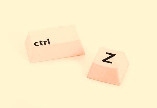 GOMA RAIMA CRTL+Z