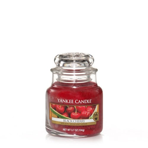 FRAGANCE CANDLE YANKEE CANDLE BLACK CHERRY