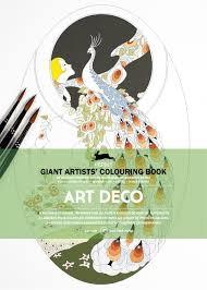 LLIBRE ARTISTIC PINTAR ART DECO 24 FULLS 180 GR