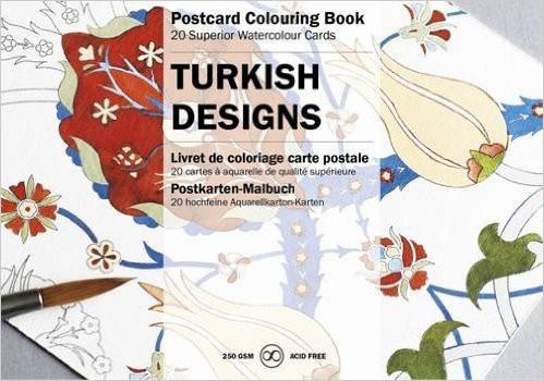 LLIBRE 15 X 10,5 CM PEPIN TURKISH DESIGNS