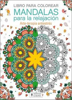 MANDALES 19.5 X 27 CM RELAX 128 PAG