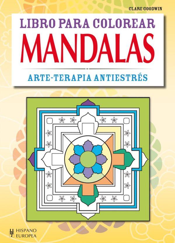 MANDALES 19.5 X 27 CM ANTIESTRES 128 PAG