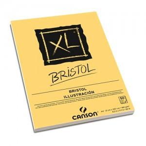 BLOC CANXL BRISTOL A3 180G 50F