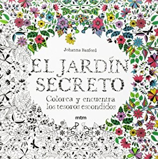 MANDALES  J BASFORD JARDIN SECRETO