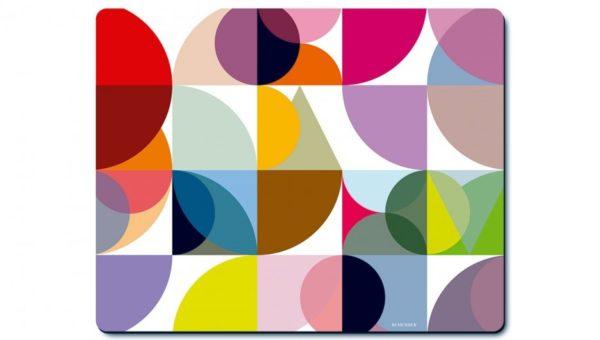 ALFOMBRETA MOUSE PC SOLENA 24 x 19 cm
