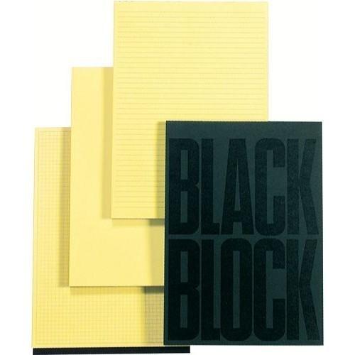 BLOC BLACK BLOCK A4 LLIS
