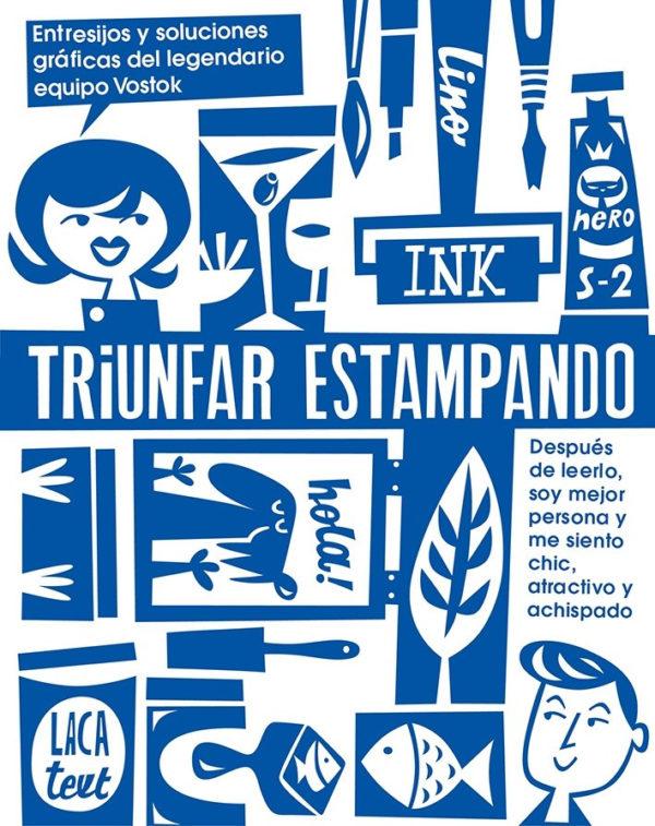 TRIUNFAR ESTAMPANDO CASTELLANO