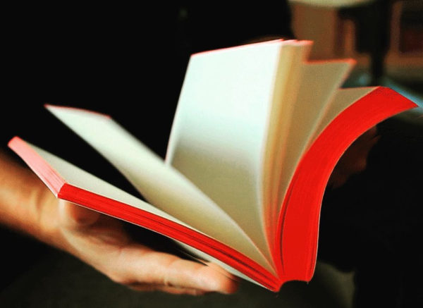 Llibre en blanc Passiflora