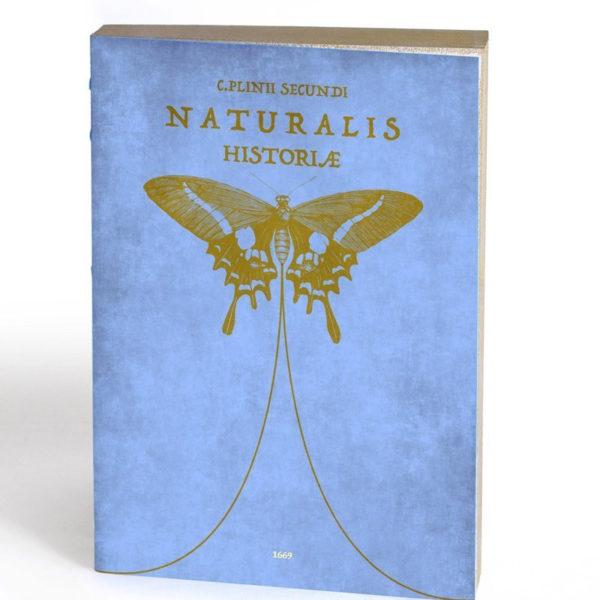 Llibre en blanc Naturalis Historiae