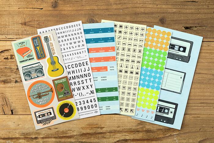 Etiquetes para decorar les llibretes de viatge