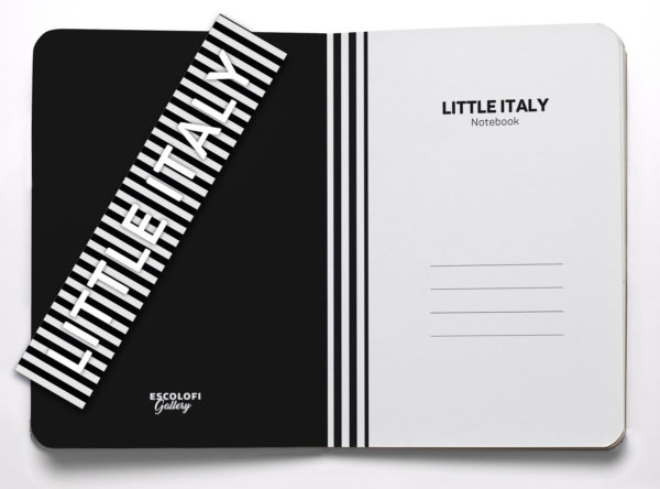 LLIB LITTLE ITALY A5 DOTS 40F 90G