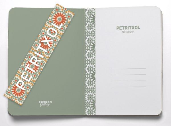 LLIB PETRITXOL A5 DOTS 40F 90G