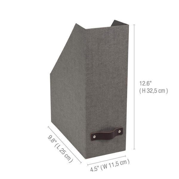 REVISTER. 11,5 x 25 x 32,5 cm