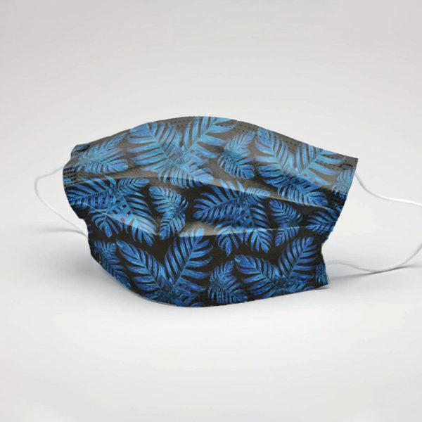 MASCARETA PHILODENDRON BLUE