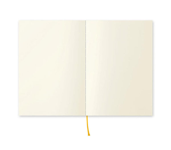 MD Notebook A5 Blank English Caption