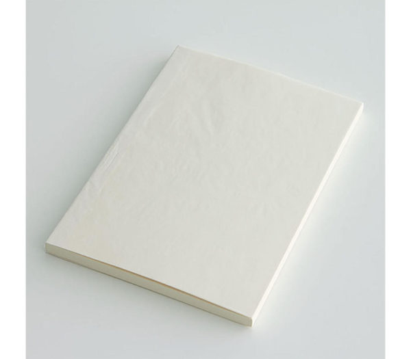 MD Notebook A5 Ruled Lines English Caption
