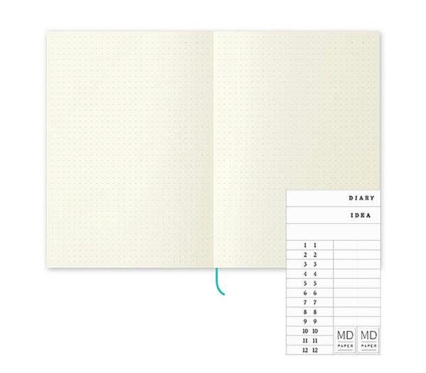 MD Notebook Journal A5 Dot grid