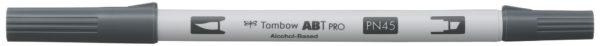 RETOLADOR TOMBOW PRO DUAL BRUSH N45 COOL GRAY 10