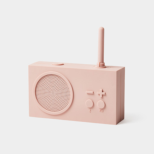 RADIO ALTAVEU TYKHO 3 BT ROSA