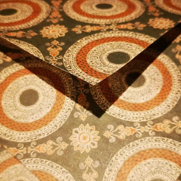 PAPER RECIC 50x70 cm IMPRESIÓ CENEFA LIL/COU/VRD