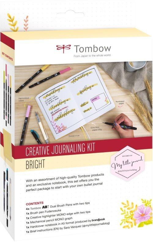 SET CREATIVE JOURNALING BRIGHT (D)