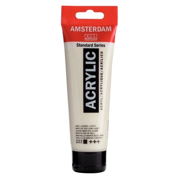 ACRILIC AMSTERDAM 120ML 222 GRC NAP C