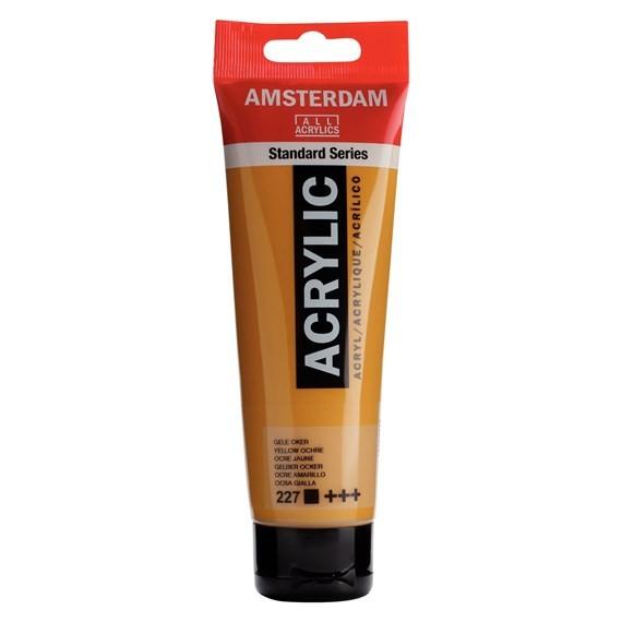 ACRILIC AMSTERDAM 120ML 227 OCRE GRC