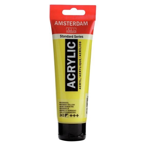 ACRILIC AMSTERDAM 120ML 243 GRC VRD