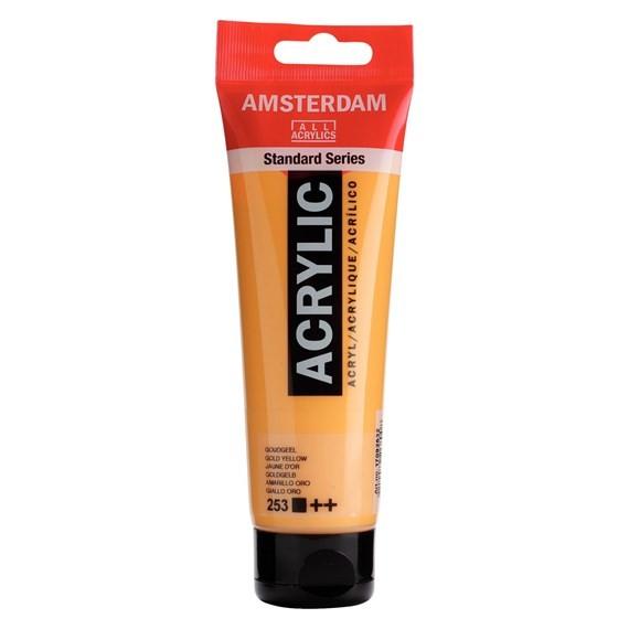 ACRILIC AMSTERDAM 120ML 253 GRC OR