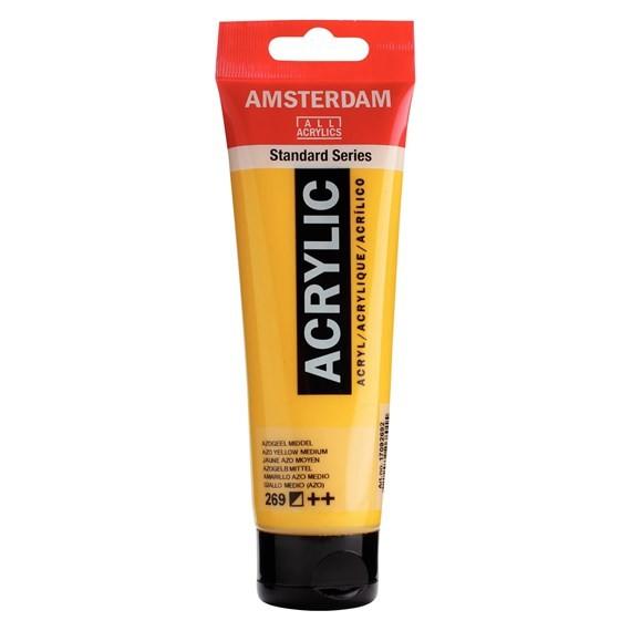 ACRILIC AMSTERDAM 120ML 269 GRC AZO M