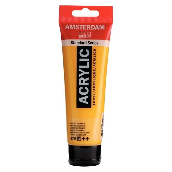 ACRILIC AMSTERDAM 120ML 270 GRC AZO FOSC