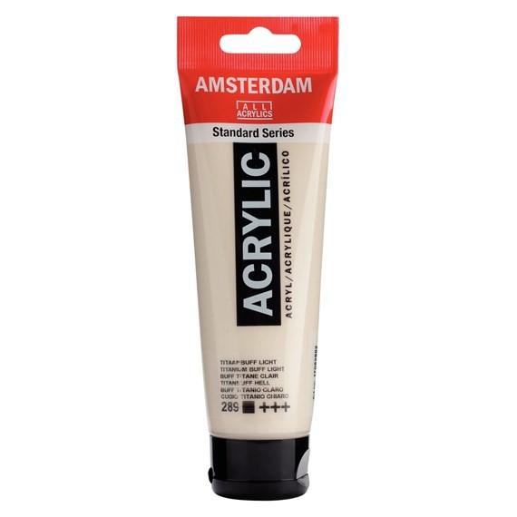 ACRILIC AMSTERDAM 120ML 289 BUFF TIT CL