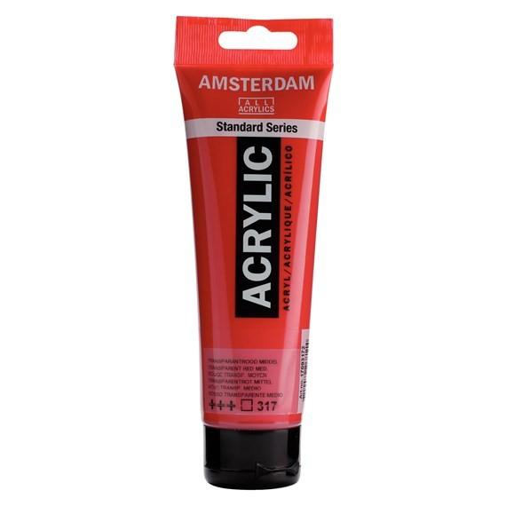 ACRILIC AMSTERDAM 120ML 317 VRM TRANS