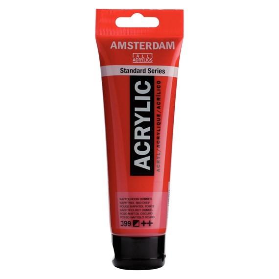 ACRILIC AMSTERDAM 120ML 399 VRM NAFT F