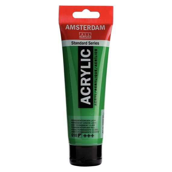 ACRILIC AMSTERDAM 120ML 618 VRD C