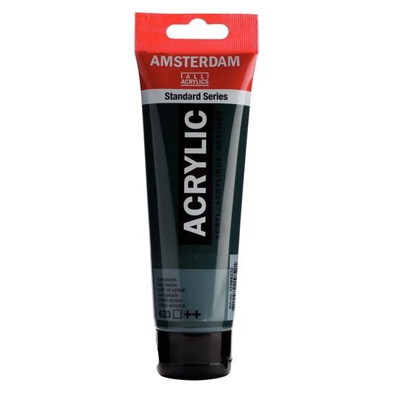 ACRILIC AMSTERDAM 120ML 623 VRD BUFETA