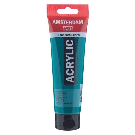 ACRILIC AMSTERDAM 120ML 675 VRD FTALO