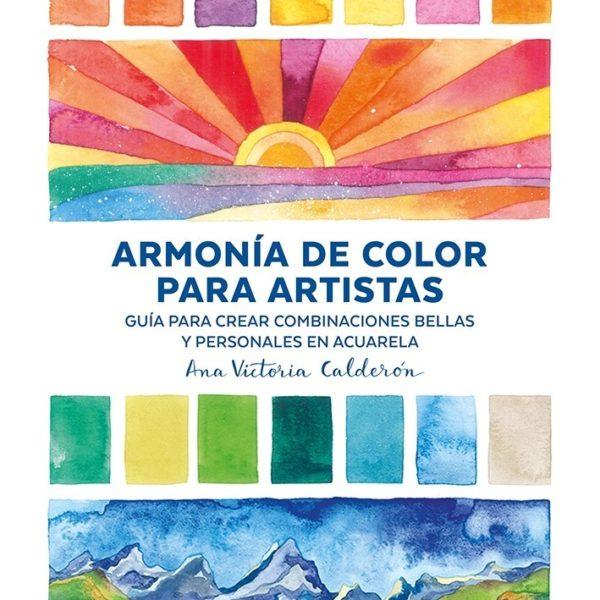 LLIBRE ARMONIA DE COLOR PER ARTISTES CAST (D)